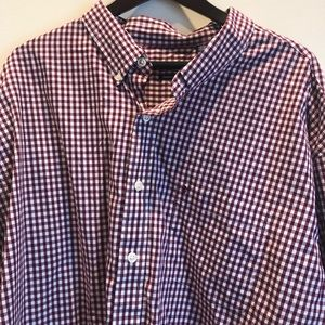 IZOD Big & Tall Premium Essentials Button Down 3X